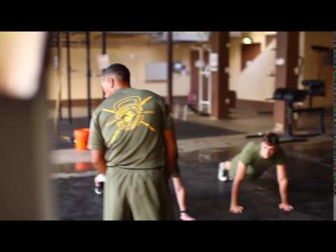 Marine Corps Physical Fitness Program