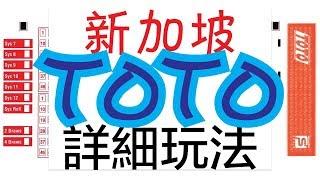 新加坡Singapore博彩多多(TOTO)詳細玩法介紹 | 8million 马来西亚的猫 | Ahmiao Tv