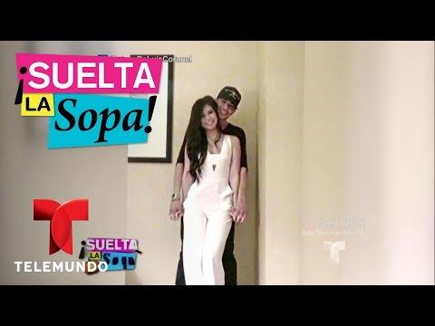 Suelta La Sopa | Luis Coronel habló de su amor con su novia Cristina | Entretenimiento