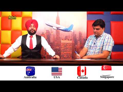 How to get Work Permit of CANADA/AUSTRALIA/USA/UK & EUROPE- RS Global Immigration