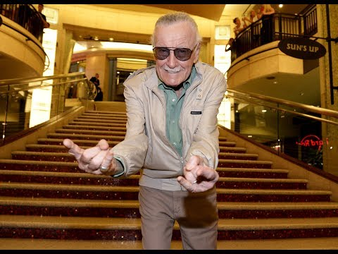 Celebrities pay tribute to Stan Lee Mp3