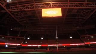 Millennium Stadium to become Principality Stadium