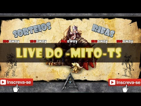 Live (16)DO -Mito-TS MUAWAY AOVIVO RIFAS, X1, SORTEIOS & EVENTOS !!!