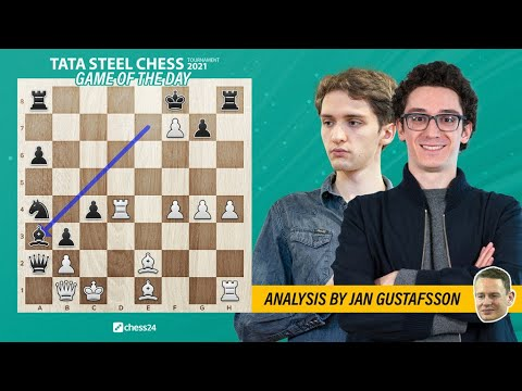 Download Donchenko-Caruana | Tata Steel Chess Game of the Day