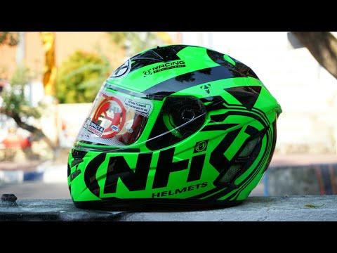 Helm Nhk Terminator Green
