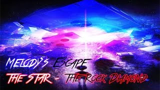 Gambar cover Melody's Escape Anime {The Star -The Rock Diamond} Dice ลูกเต๋าเปลี่ยนชีวิต
