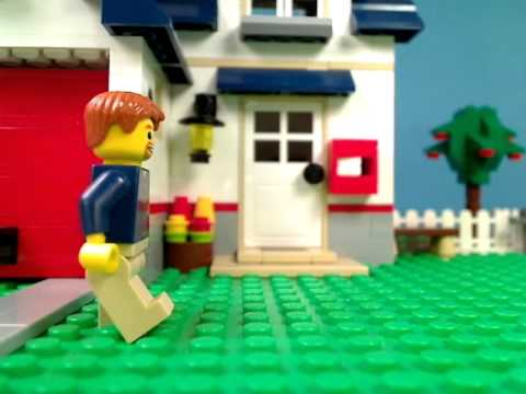 Lego stop motion tutorial - YouTube