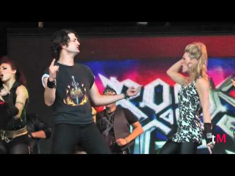 Dont Stop Believing  ROCK OF AGES West End  2011