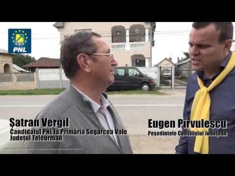 PNL Teleorman - Alegeri Locale Comuna Segarcea Vale - Candidat Primarie Satran Vergil
