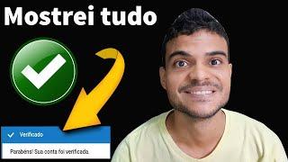 COMO VERIFICAR CANAL DO YOUTUBE PELO CELULAR | VERIFICAR CONTA DO GOOGLE PASSO A PASSO!