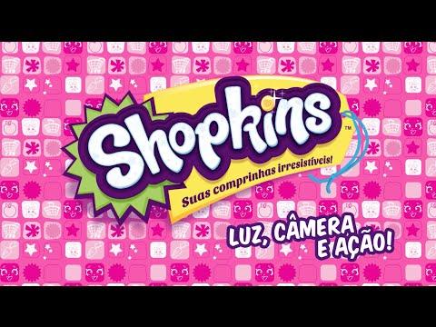shopkins episódio 2 luz câmera e ação dtc a marca da diversão