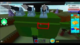 TROLLING WITH HARPOONS!?!?! (Roblox Build A Boat)