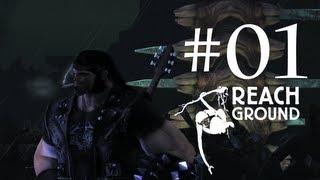 Brütal Legend Gameplay Walkthrough Part 1 [PC HD]  - The Druid Plow