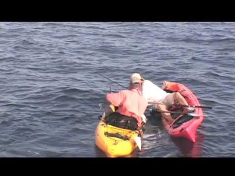 Sea Kayak Fishing in the Baja