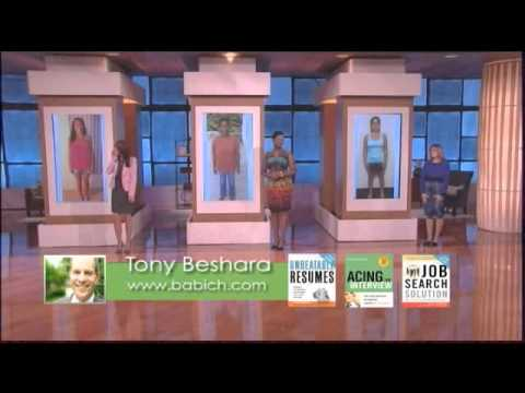The Job Search Solution on the Steve Harvey Show