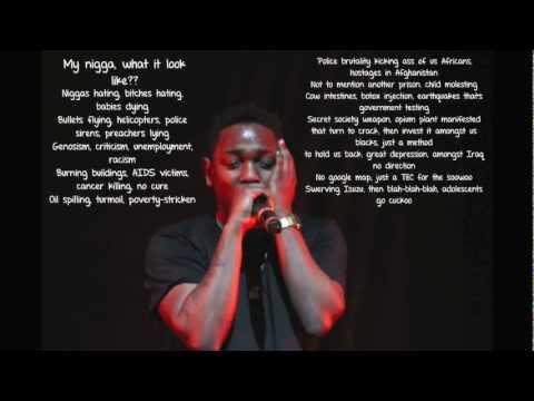 Kendrick lamar heaven hell full version with - Kendrick lamar swimming pools mp3 ...