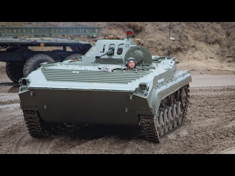 BMP OT 90 extreme offroad