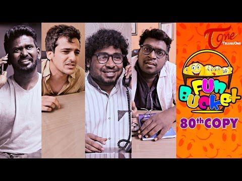 Fun Bucket   80th Copy   Funny Videos   by Harsha Annavarapu   #TeluguComedyWebSeries