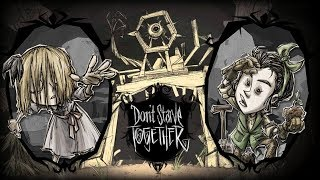 Don`t Starve Together I Wyzwanie Podróżniczek z Oską #2