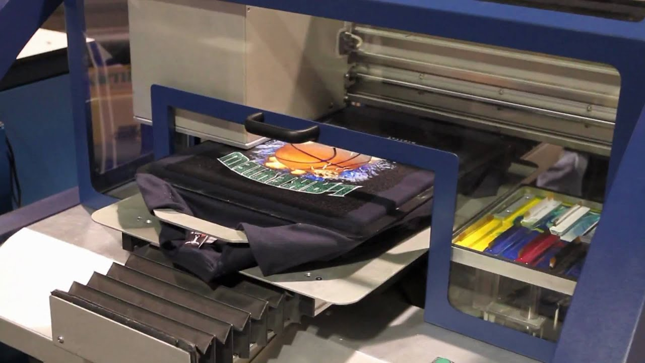 สกรีนเสื้อ ดิจิตอล พิมพ์เสื้อ 1 ตัว DTG