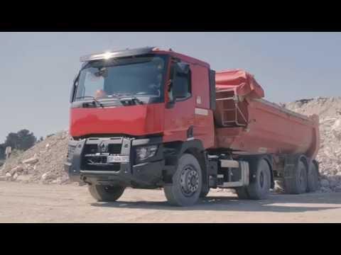 Renault Trucks C Optitrack, un 4x4 sur demande