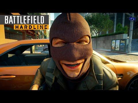 Battlefield Hardline - Random Moments 8 (Funny Faces, Oblivious Teammates!)