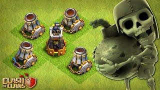 MORTAR MAULER BEGINS!  TH11 Let's Play | Clash of Clans