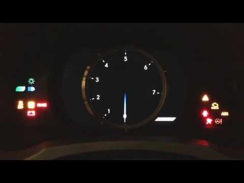 How Digital Instrument Cluster starts | BMW sedan, Lexus sport