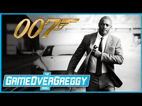 Does James Bond Need To Be White? - The GameOverGreggy Show Ep. 192 (Pt. 1)