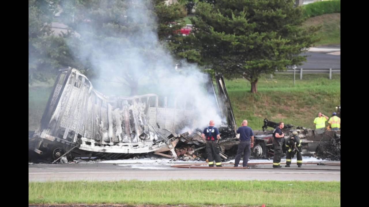 Knoxville police spokesman on fatal I-40 crash