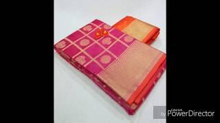 Banarsi silk saree at just RS 1450