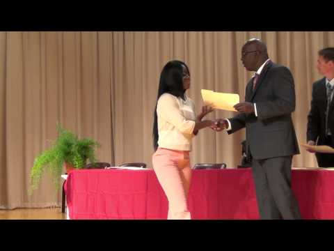 Carvers Bay High School 2014 Student Awards Ceremony