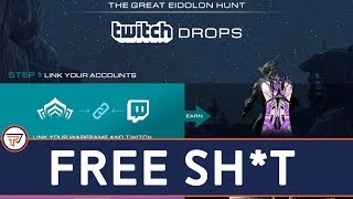 WF: 100% Free Items And How To Get Them.