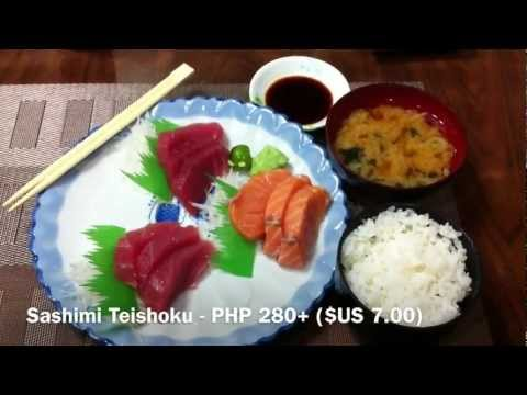Nihonbashitei Izakaya Steakhouse Japanese Restaurant Arnaiz Avenue Makati By HourPhilippines.com