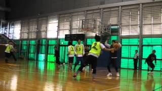 バスケット【前半戦】真・蓮見会 vs PILGRIM FATHERS