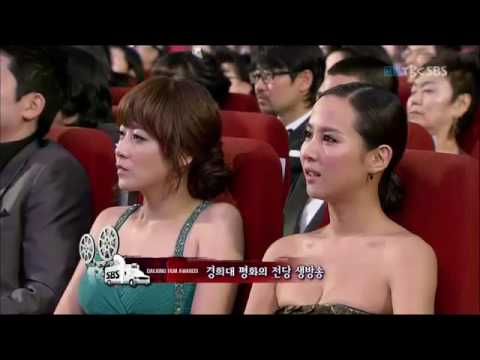 GIRLS GENERATION SNSD Oh! + Hoot @ SBS 47th Daejong Awards