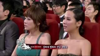GIRLS GENERATION (SNSD) Oh! + Hoot @ SBS 47th Daejong Awards