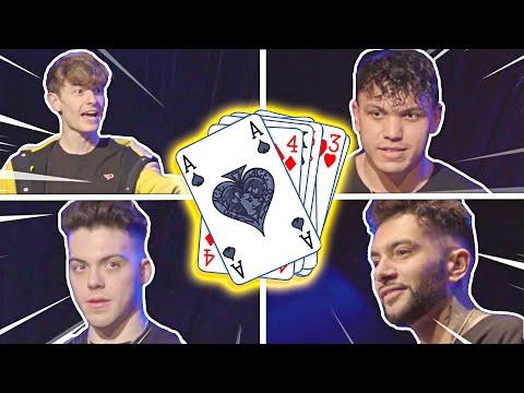 FaZe Clan Reacts To Magic Tricks