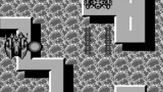 Crappy Games Aerostar (Game Boy)
