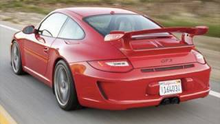 Sights and Sounds: 2010 Porsche 911 GT3