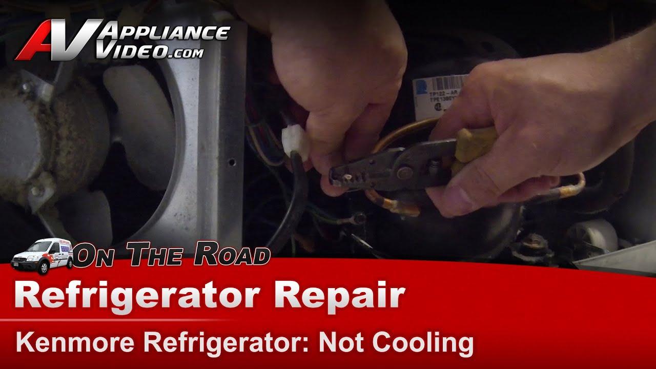 Kenmore Whirlpool Amp Roper Refrigerator Diagnostic Amp Repair