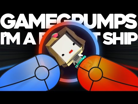 Audioshield - I'm a Rocket Ship (Chetreo Game Grumps Remix) on the HTC Vive