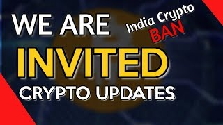 Indian Crypto Ban, Tron Influencers Invite, Warren Buffet Lunch & Crypto Updates