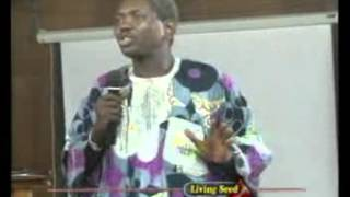 mobilised for God glory by bro GBILE AKANNI
