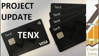 Project Update: TenX (PAY) the Cryptocurrency Wallet and Debit Card