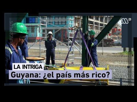 Guyana: El País Que Crecerá 14 Veces Más Rápido Que China Este 2020