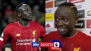 Really Wow  Sadio Mane shocked to learn he scored his 100th goal in English football