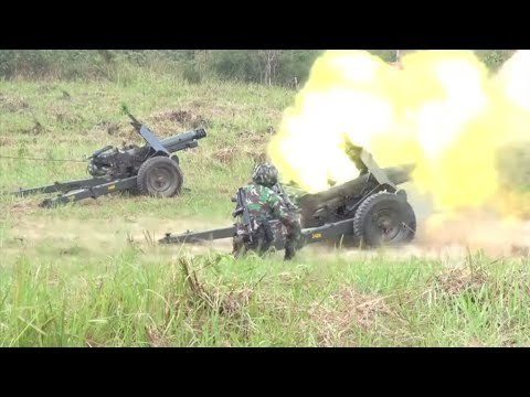 Lampung Diserang! - Skenario Tempur Infanteri Mekanis TNI AD Kostrad