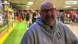 GARY BOOTH REVEALS HE'S MOVING HIS GYM, TALKS THE FUTURE OF HIS PROMOTION'S AND THE LAS VEGAS DREAM!