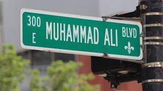Flashback Friday: Muhammad Ali Grave Site #ripchamp Cave Hill Cemetery June 18 2016